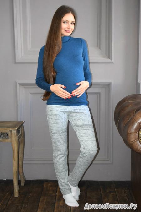 Брюки для беременных Артикул  1844 - купить со скидкой   «Делаем ... f5c938d8595