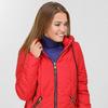 Теплая зимняя куртка с силиконовым утеплителем