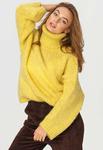 Свитер 4072 от SK HOUSE, цвет желтый