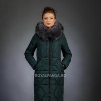 Женская куртка зимняя 1817 искусственный мех