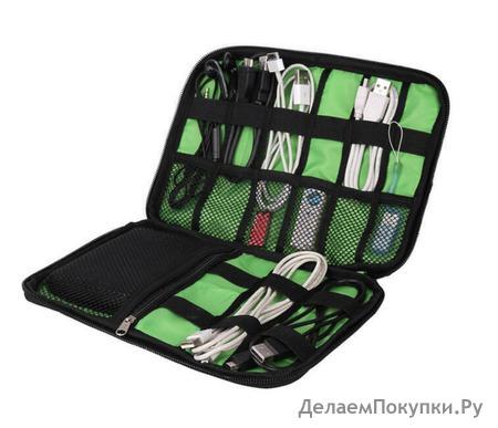 Сумка для хранения мобильных аксессуаров