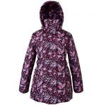 Куртка зимняя, модель З16, цвет ФУКСИЯ