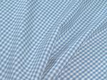 Ткань клеточка голубя  лен-100%