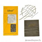 Иглы IDEAL арт.ID-192 набор д/ремонта упак.7 игл, д/слабовидящих упак.10 игл