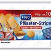 Пластыри водостойкие Heftpflaster-Strips 100 шт