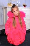 """Зимняя куртка для девочки """"Даша"""""""