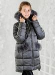 """Зимняя куртка для девочки """"Сабрина"""""""