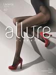 Колготки женские Allure Classic Lacerta 40 den nero