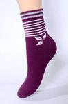 Носки женские 2С40 внутри махровые.Упаковка 10 пар