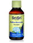 Медхья Расаяна, 100 мл, производитель Шри Шри Аюрведа; Medhya Rasayana memory booster, 100 ml, Sri Sri Aurveda