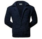 Стильный трикотажный пиджак (1571)