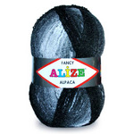 Alize Fancy Alpaca Rainbow