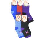 Детские носки тёплые Лей Юен 590 хлопок