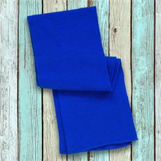 Шарф вязаный арт.Ш-072-синий