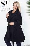 Ультрамодное стильное пальто-кейп 46-60 р
