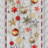 Дорожка шир.60см Новогодняя звезда