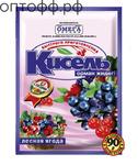 Омега Кисель 5 Лесная ягода 90гр.