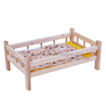 Кроватка для кукол №10