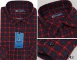 100F Brostem Фланель рубашка мужская