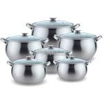 Набор посуды Kelli KL-4204 12 пр