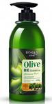 Питательный шампунь BioAqua с оливковым маслом 400гр
