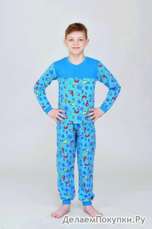 Пижама А 080 (Для Мальчиков)