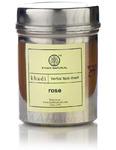 Маска для лица Роза, 50 г, производитель Кхади; Rose Herbal Face Mask, 50 g, Khadi