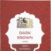 Хна тёмно-коричневая (Dark Brown Henna)