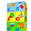 Кубики Умная Азбука, 6 кубиков