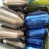 Люрекс. бобины для машинного и ручного вязания