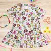 Платье с кнопкми на плече, арт. 20-65