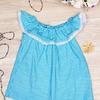Платье c кружевом, арт.20-62