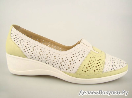 Летние туфли  W20013 ( в наличии)