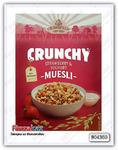 Хлопья Crownfield Crunchy (клубника, йогурт) 600 гр