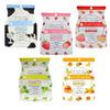 """SUN SMILE """"Yogurt mask"""" Питательная тканевая маска для лица, на йогуртовой основе, с экстрактом фруктов, 23 мл"""