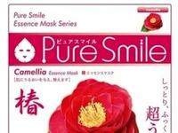 """SUN SMILE """"Pure Smile"""" Увлажняющая маска для лица, с эссенцией цветов камелии, 23 мл"""
