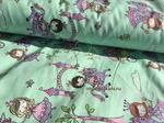 1805-2 поплин детский «Маленькие принцессы»
