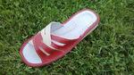 006 Обувь домашняя (Тапочки кожаные)