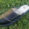 071 Обувь домашняя (Тапочки кожаные)