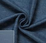 Блекаут лен рогожка Эшли Артикул: 25/91-24 светло-синий  Ширина рулона: 280 см