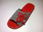 026 Обувь домашняя (Тапочки флисовые)