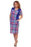 Платье П-062 (кулирка)
