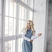 1107. Платье