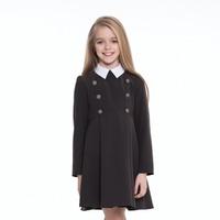 Mooriposh.Платье школьное, модель 0149, размер 122-170