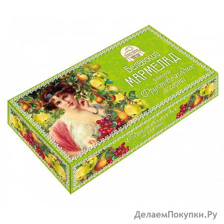 Мармелад Фруктово-ягодное ассорти 120 грамм