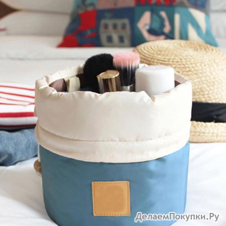 Дорожная косметичка Travel Dresser Синий