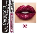 Помада CmaaDu Halloween Skull lipstick (02)