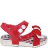 Пляжная обувь для девочек NEBOSOY CS211R крас