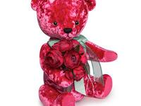 БернАрт  / Медведь розовый