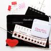 Набор укороченных съемных спиц ChiaoGoo TWIST RED Mini